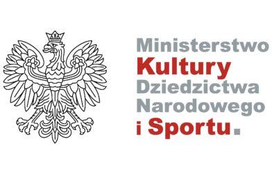 Ministerstwo Kultury, Dziedzictwa Narodowego iSportu – komunikat