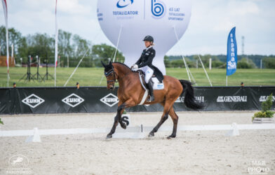 Pierwszy dzień Equestrian Festival Baborówko 2021