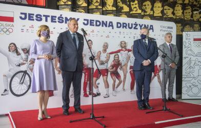 Polska Reprezentacja Olimpijska Tokio 2020 zaprezentowana!
